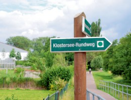 Strengsee, Havelland, Kloster Lehnin