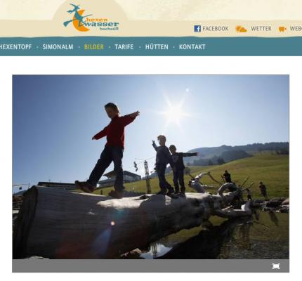Hexenwasser-Website - naturOrte.de