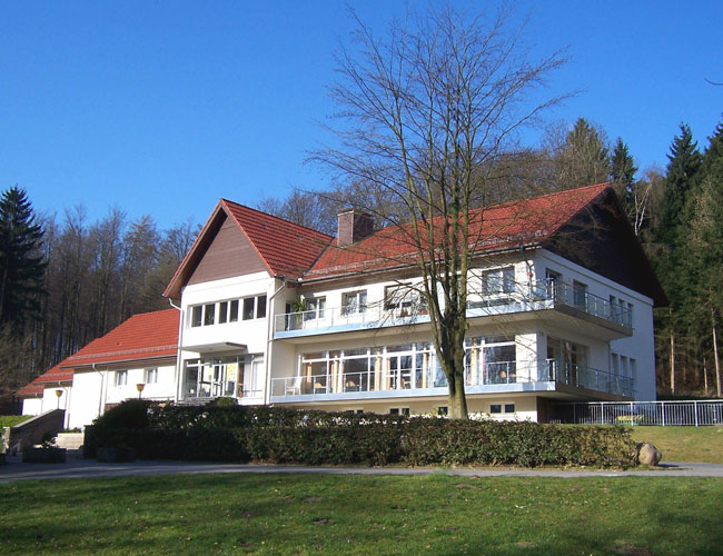 Naturfreundehaus Teutoburg – Haupthaus