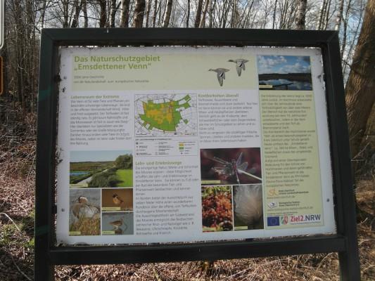 Emsdettener Venn – Naturschutzgebiet - naturOrte.de