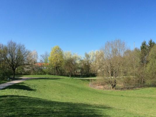 In den Kirschen - München - naturOrte.de