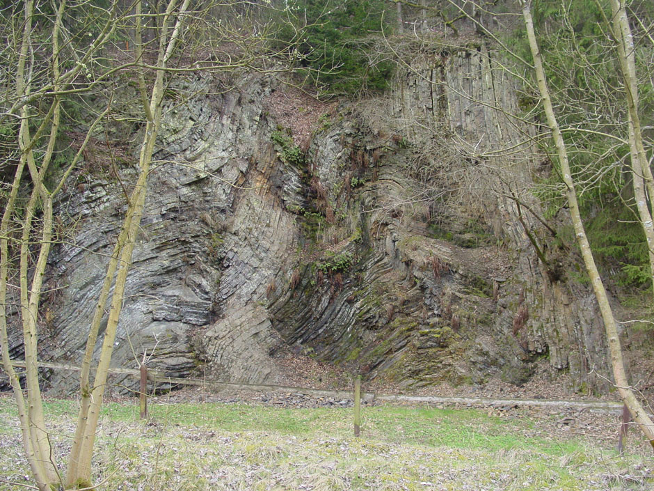 Steinbruch Beddelhausen / Nationaler Geotop